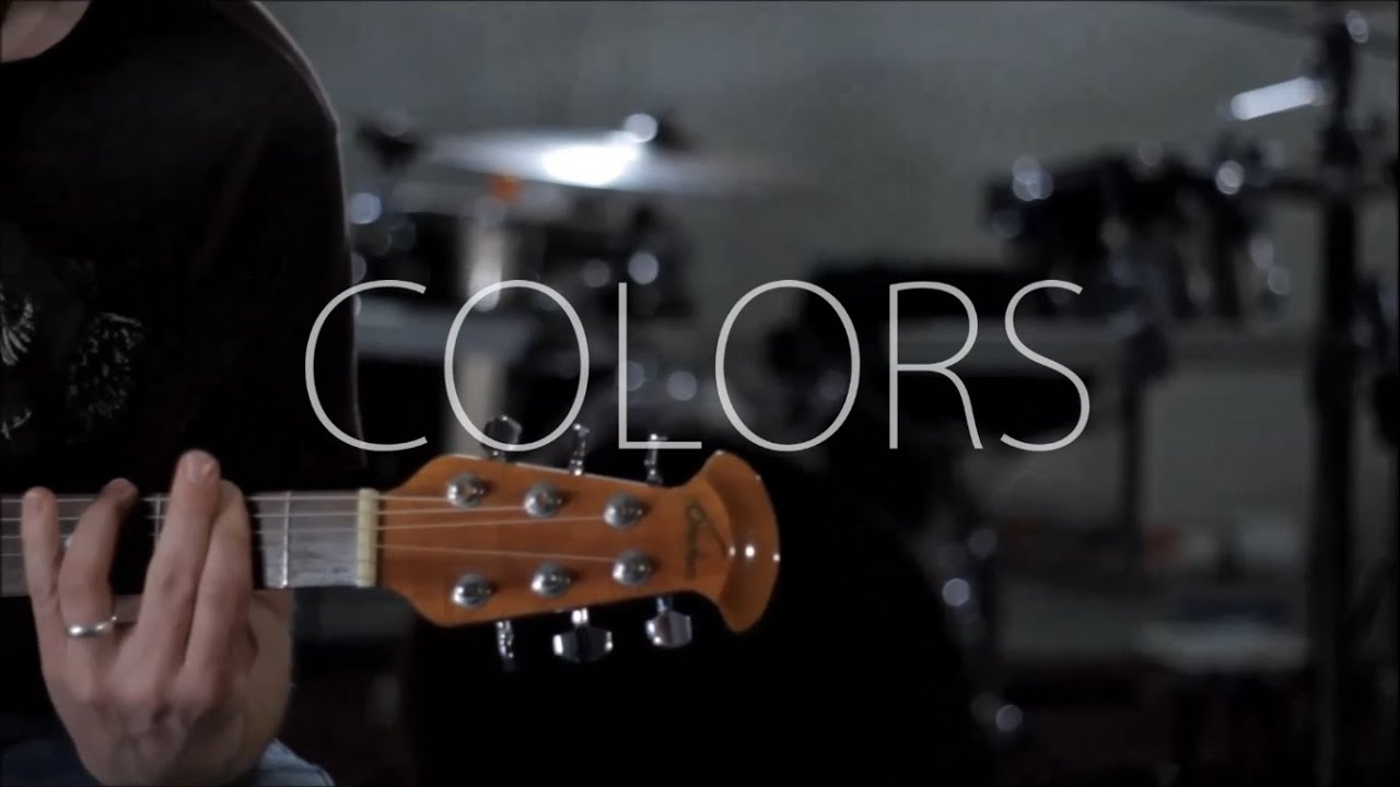 Colors - Tears To Embers (Crossfade Acoustic Cover)