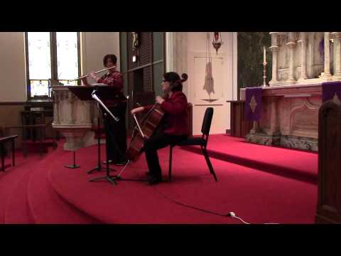 Beethoven: Duo in C Major, I Allegro comodo