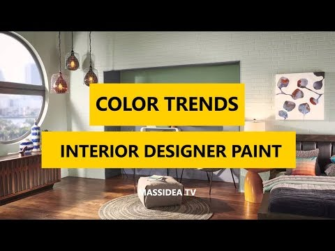 50+ Awesome Interior Designer Paint Color Trends in 2018