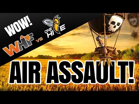 BEAST TH10 AIR ASSAULT!!! WHF BEATS ONEHIVE.