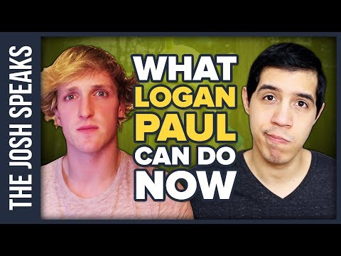 Logan Paul MESSED UP, Here's What He Should Do