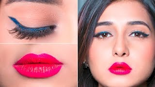 The Perfect WINGED EYELINER Tutorial For Beginners   Makeup Tricks by Glamrs.com
