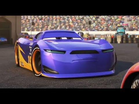 Movie With Cars Racing Pg