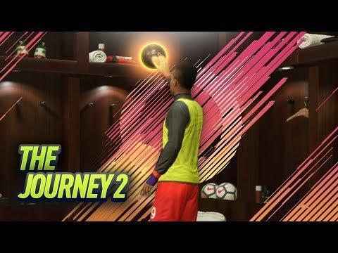 FIFA 18  ALEX HUNTER VOLTOU!  THE JOURNEY 2 #01DUBLADO PTBR