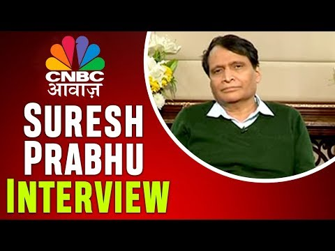 Suresh Prabhu Interview | S&P Ratings India | साक्षात्कार |
