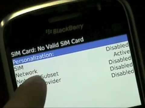 How to Unlock Blackberry Bold 9000-CellUnlock.net