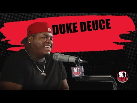 Jazzy T Blog - Duke Deuce Interview with Terry J & Jazzy T | Made Fresh | 96.7 The Beat