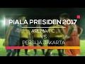 Video Gol Pertandingan Arema FC vs Persija Jakarta