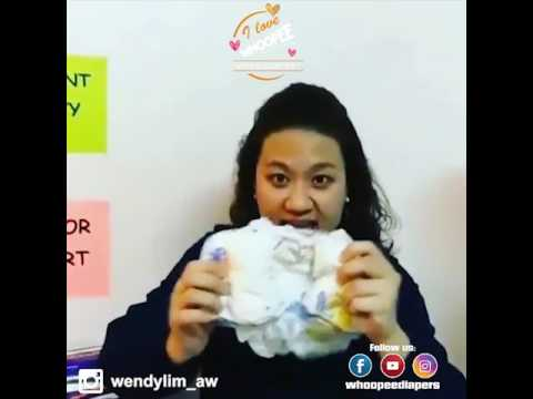 Whoopee Diaper Testimonial by Wendy Lim