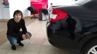 Chery E5 Test-Drive