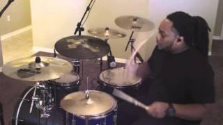 Pharrell Williams - Happy (drum cover)