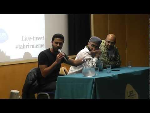 Rap & the Arab Spring - UEL RDBS Event