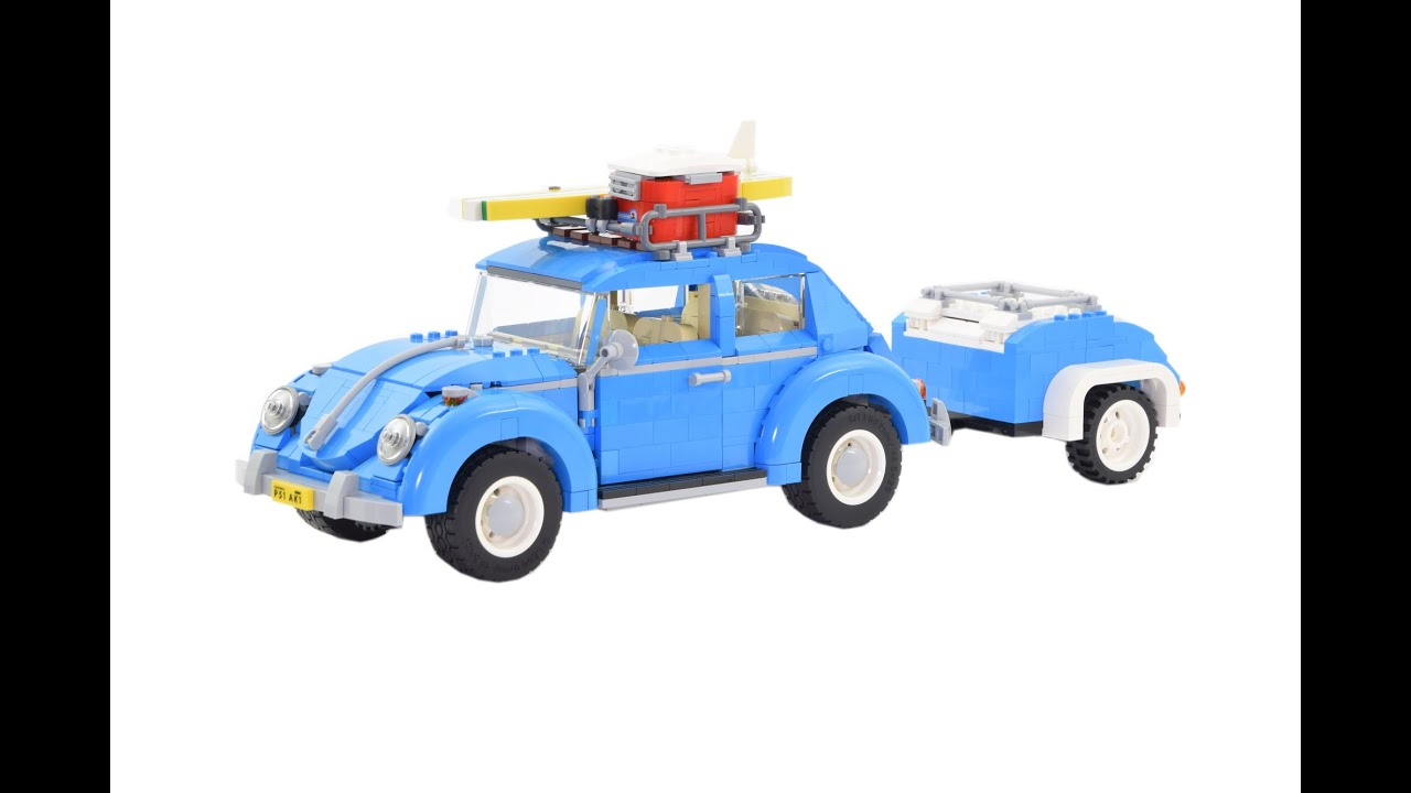 super smooth lego build volkswagen beetle 10252 with. Black Bedroom Furniture Sets. Home Design Ideas
