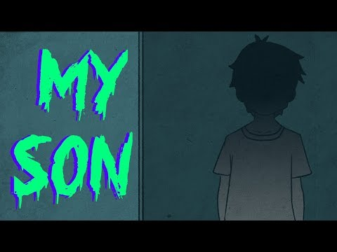 Scary Story | My Son  (Animated In Hindi)