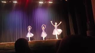 Intermediate Ballet, Monday group