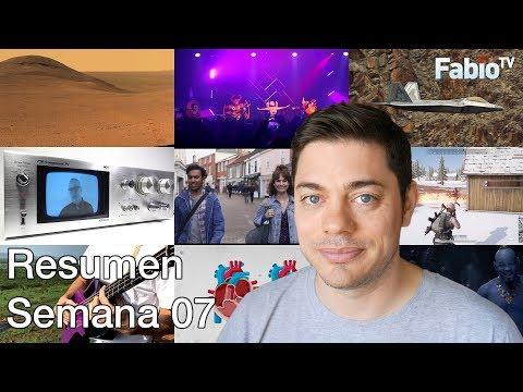 FabioTV - Resumen Semana 07 - 2019