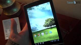 ASUS MeMo 171 Pad - 7 inch tablet hands on preview