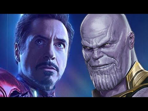 Avengers 4 Theory: How Tony Stark And Thanos Are Mirror Images