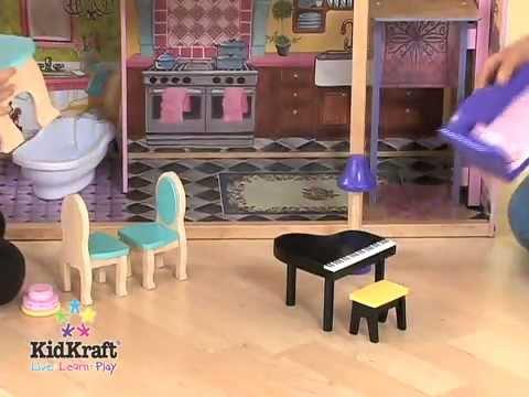 My Dream Mansion Girl Dollhouse 65082 Kidkraft UK