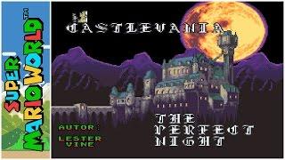 Castlevania - The Perfect Night (2016) | Super Mario World Hack
