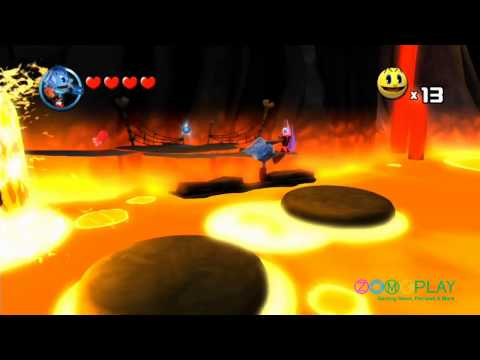 Pac-Man And The Ghostly Adventures - Gameplay Overview (Xbox 360) [HD]