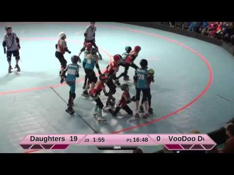 The Daughters Of Doom Vs The Voodoo Dolls