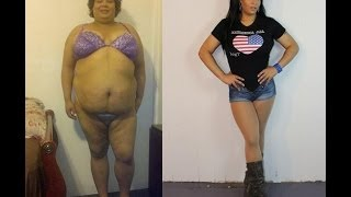 My journey from male to female losing over 165lbs