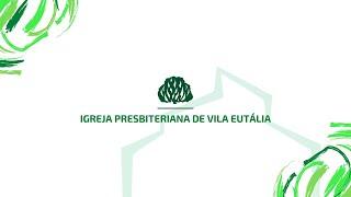 Reunião de Oração | Presbítero Eraldo Queiroz