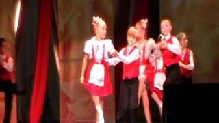 Танец «Финская полька»