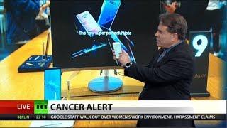 FDA 'Ignoring The Evidence' on Cellphones & Cancer