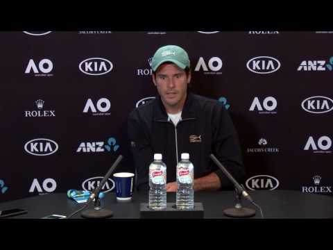 Pre-tournament press conference Tommy Haas Australian Open 2017