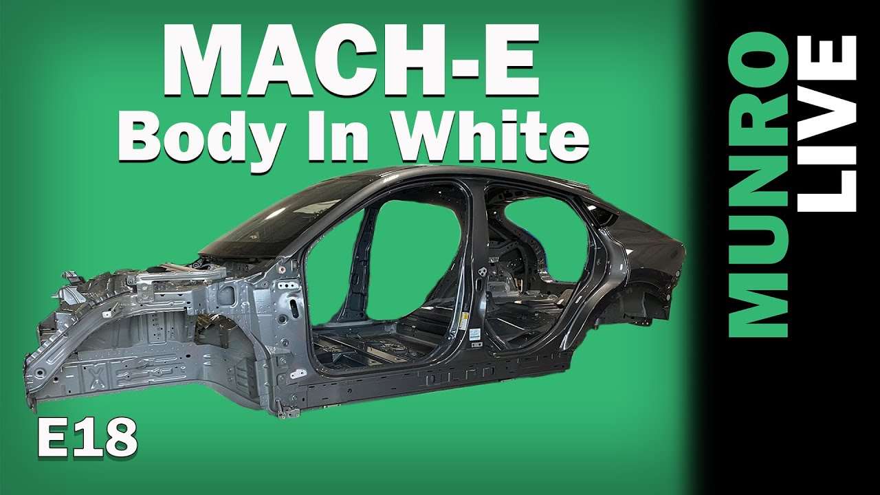 Mach-E: Body In White