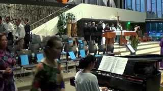 Chung Con Can Den Chua - Be Hien Dao Piano