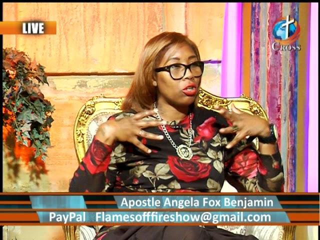 Flames of Fire  Angela Fox-Benjamin 05-22-2018