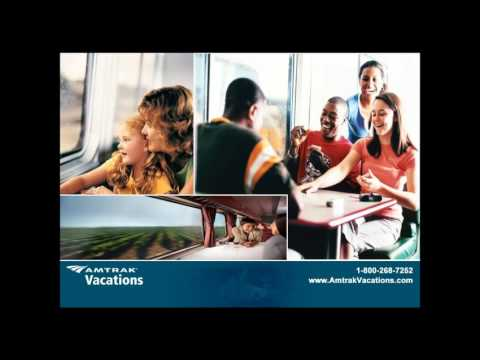 Experience the Beauty of North America by Rail!
