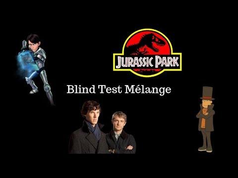 Blindtest 40 extraits (Séries - Dessin animés - Jeux vidéo - Films)