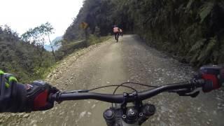 дорога смерти в Боливии(, 2014-11-25T19:26:48.000Z)