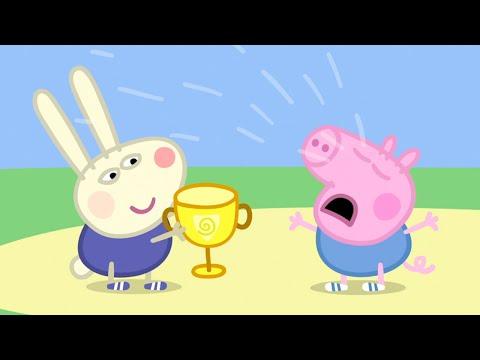 Tekenfilms voor Kinderen Peppa Pig Nederlands Hele Aflevering 2x15