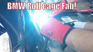 BMW 330i Street to Race car Part 4, Roll cage fabrication