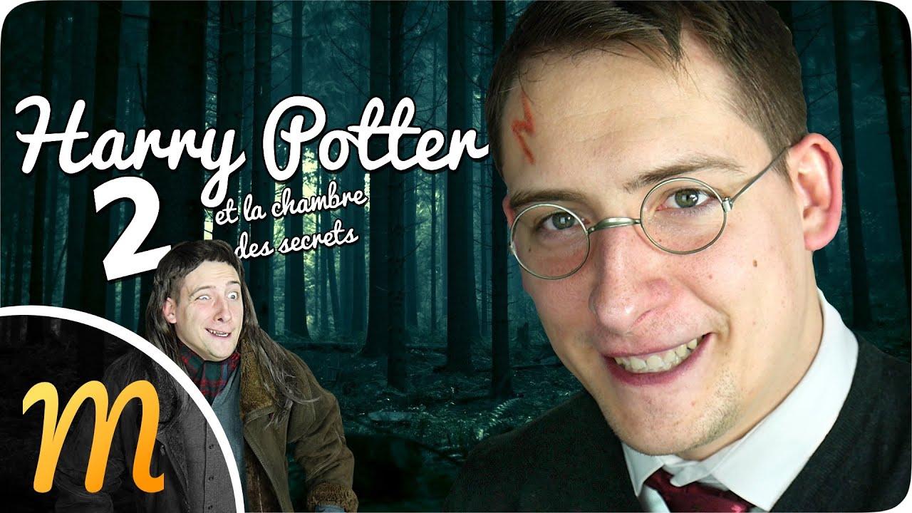 Math Se Fait   Harry Potter 2 : La Chambre Des Secrets   YouTube