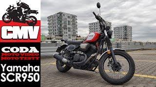 Yamaha SCR950 - test, opinia, recenzja, prezentacja, jazda testowa - CMV Moto Testy