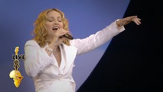 Download Madonna - Like A Prayer (Live 8 2005) Mp3 and Videos