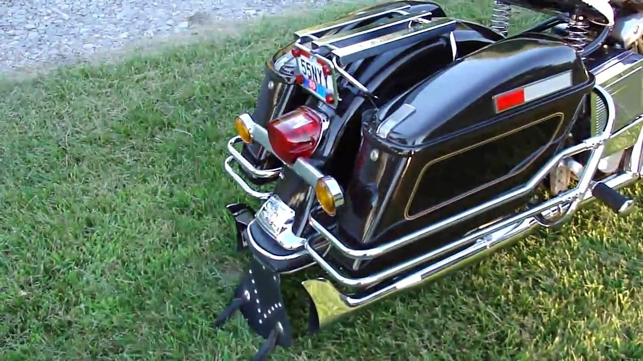 Flht Harley Davidson