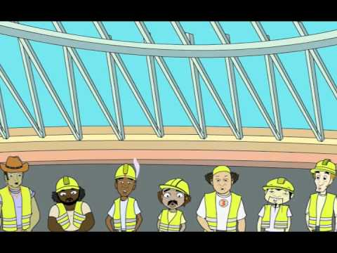 City workers- 2D Animation