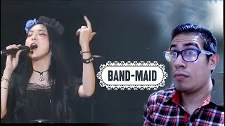 BAND-MAID - OOPARTS | Reaccion
