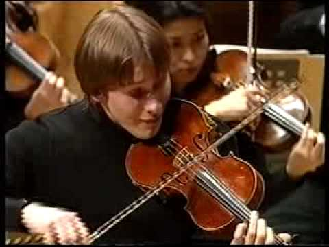 Andrej Bielow in Suntory Hall, New Japan Philharmonic