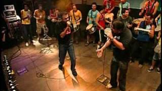 Dvd Monobloco: Endereço dos bailes-Rap da igualdade-Rap das armas-Rap da felicidade