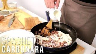 Jak zrobić spaghetti Carbonara? Przepis na szybki obiad