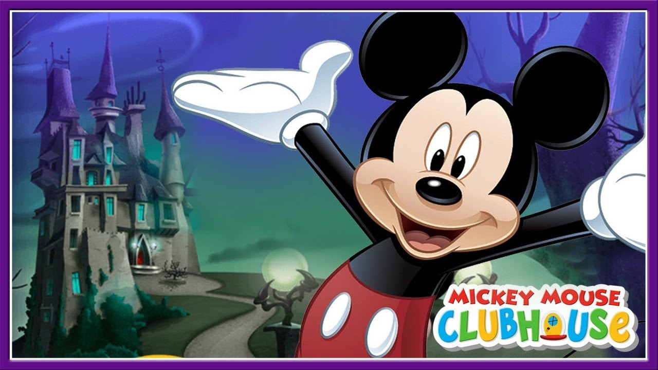 Mickey Mouse Clubhouse: Halloween Count Mickula Spooky ...