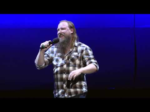 Triumph of Comedy | Graham Clark | TEDxVancouver